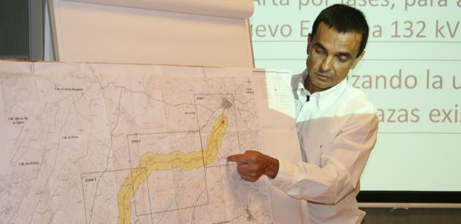 La nueva línea eléctrica Manacor-Artà pasará de 22,5 a 2,5 kilómetros