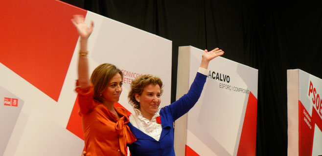 Calvo sobre la decisión de Chacón:
