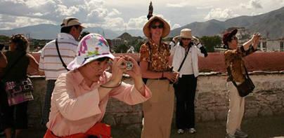 Los chinos son los turistas que más gastan