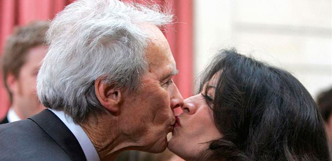 Clint Eastwood también se separa