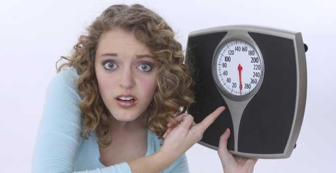 Tres kilos más de media tras las vacaciones