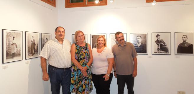 Inaugurada la exposición fotográfica Virenque-Simó