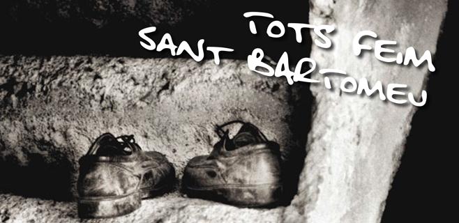 Todo a punto para Sant Bartomeu