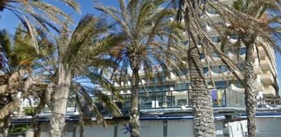 Varios heridos por un incendio en un hotel de la Platja de Palma