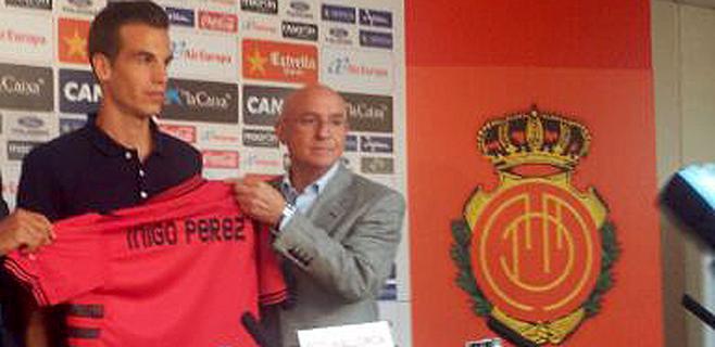 Íñigo Pérez ya es del Mallorca