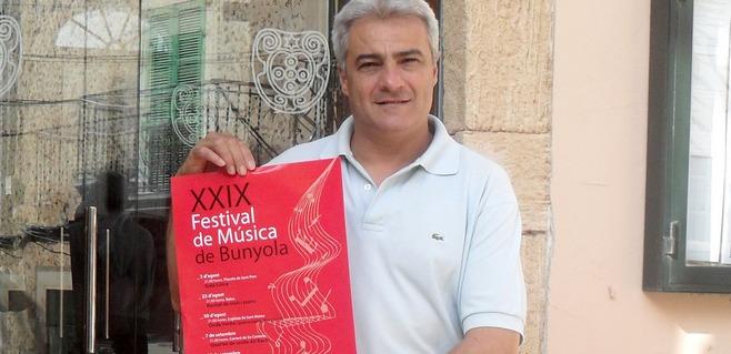 Bunyola celebra el XIX Festival de Música