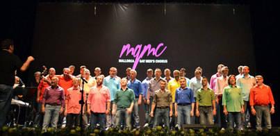 Mallorca Gay Men's Chorus, en Peguera