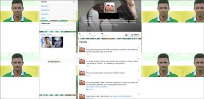 Suspendido el perfil de Twitter pro-maltrato a las mujeres