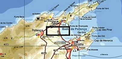 Cerrado un tramo entre Alcúdia y Port de Pollença a causa de un accidente