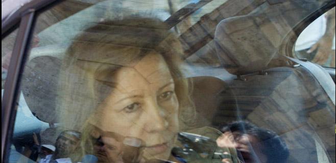 El día a día de Munar en la cárcel