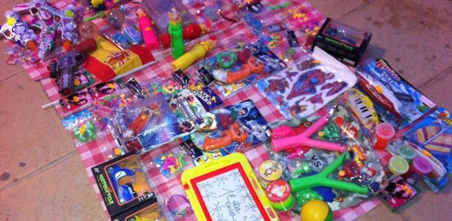 Ses Salines encuentra solución para los niños del mercadillo