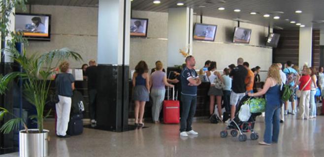 La ocupación hotelera en Balears alcanzó en 2013 una media el 74,7%