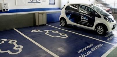 Endesa instala nuevos puntos de recarga para coches eléctricos