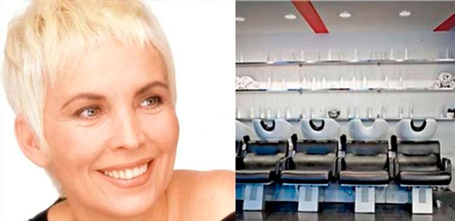 Una peluquería pensada para pacientes con cáncer