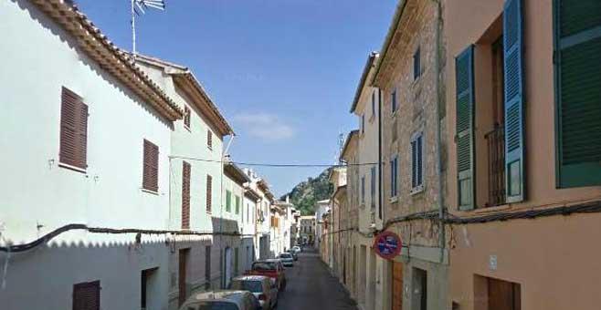Fallece una anciana de 84 años en Pollença al caer desde 5 metros