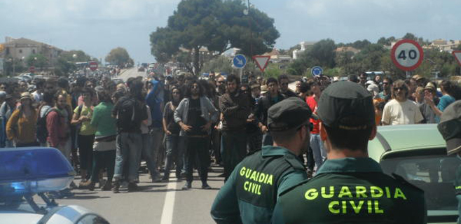 El ayuntamiento de Campos multará a los infractores y pide refuerzos