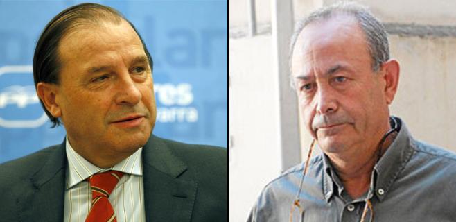 El popular Martínez-Pujalte vuelve a la carga contra el juez José Castro