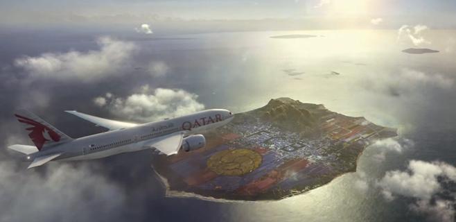 Qatar Airways te lleva al