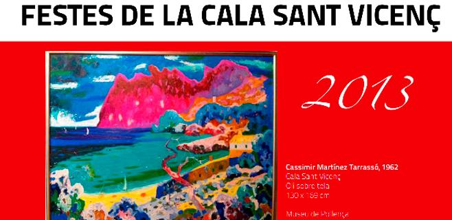 Arrancan las fiestas de la Cala Sant Vicenç