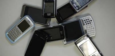 Los 'smartphones' superan a los teléfonos normales