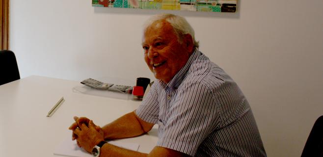 Joan Seguí Perelló, propietario de Tasalia