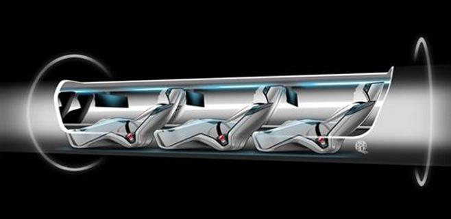 Hyperloop, el transporte del futuro a 1.200 km/h