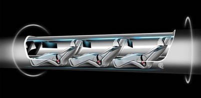Hyperloop, el transporte del futuro a 1.200 km/h