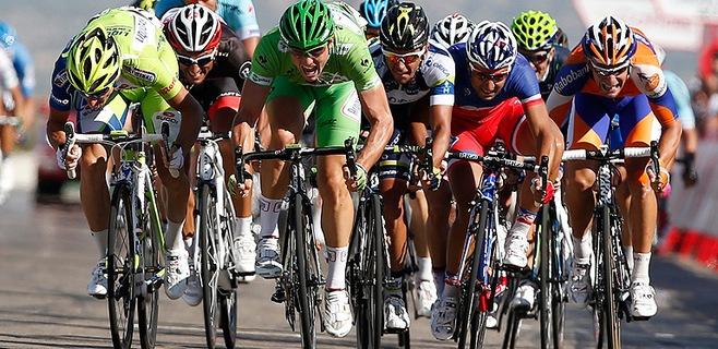 La Vuelta a España no pasa inadvertida en Baleares