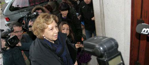 Maria Antònia Munar da su apoyo a los docentes en huelga desde la cárcel