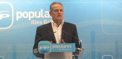 Ramis dice que la partida para Baleares es un desprecio y un maltrato