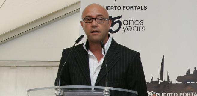 Alberto Pons Fernández es el nuevo presidente de Autoridad Portuaria