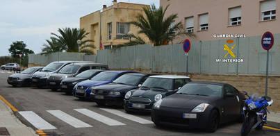 La Guardia Civil concluye la operación 'Amanecer Blanco' con 12 detenidos