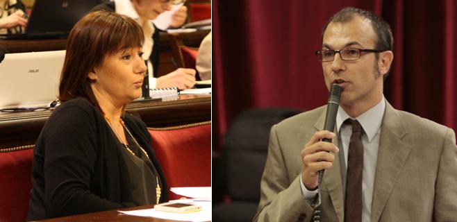 La coalición Més planea una moción de censura imposible contra Bauzá