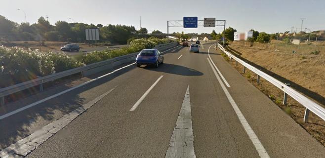 Fallece un hombre de 45 años en un accidente en el autopista de Llucmajor