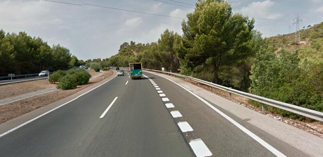 Mejoras en asfaltado y seguridad vial en las autopistas de Ponent y Llevant