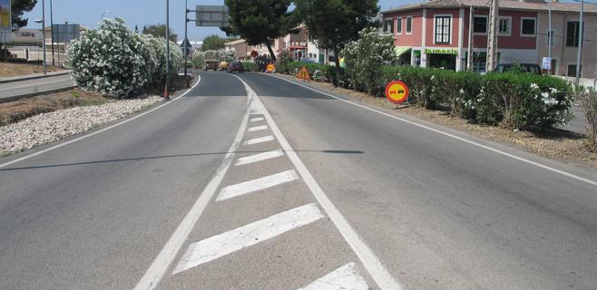 Más tramos de carril bici