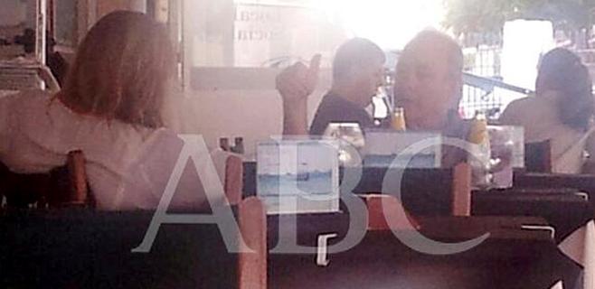 Manos Limpias sospecha que L�pez-Negrete fue espiada en Palma