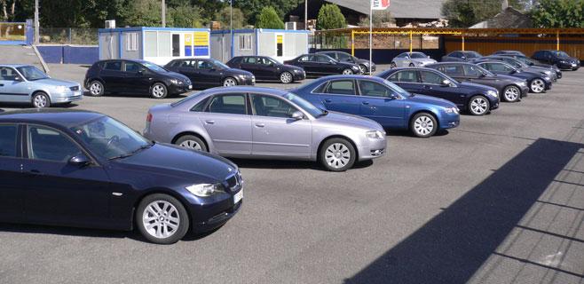 La venta de coches usados crece un 27 por ciento hasta agosto en Baleares