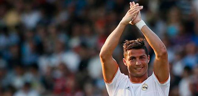 El Real Madrid anuncia la renovación de Cristiano Ronaldo