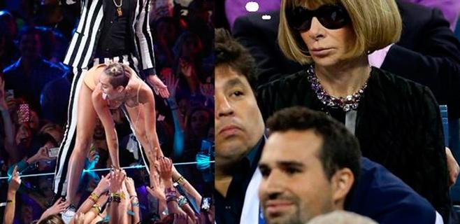 Vogue cancela campaña con Miley Cyrus por su baile