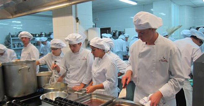 La Escuela de Hostelería mantiene el 90% de índice de colocación laboral