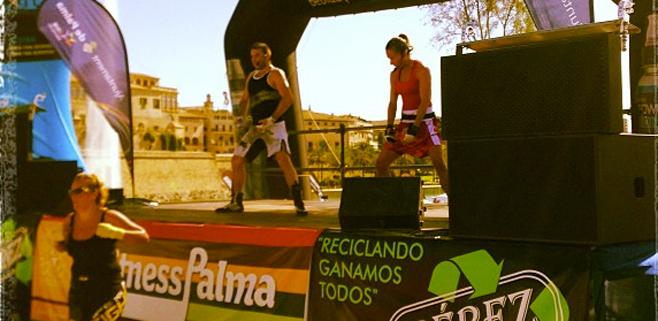 Palma se pone en forma con Palmafitness 2013