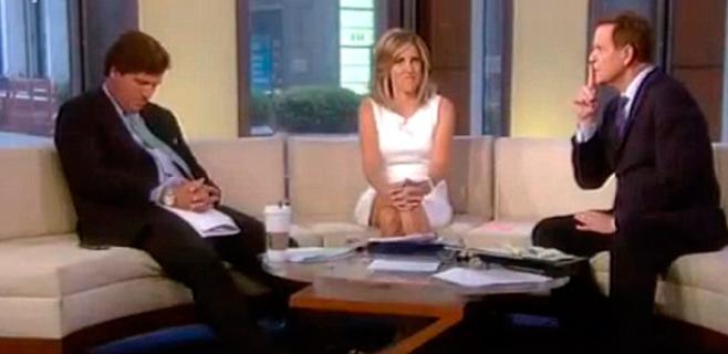 Un presentador de la Fox se queda dormido en pleno directo