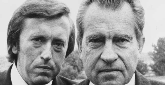 Muere el periodista que puso contra las cuerdas a Nixon
