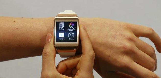 Samsung presenta su reloj inteligente