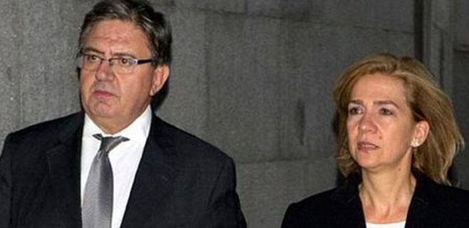 García Revenga pide su desimputación