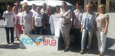 Las entidades sociales reciben 160.000 euros del Ayuntamiento