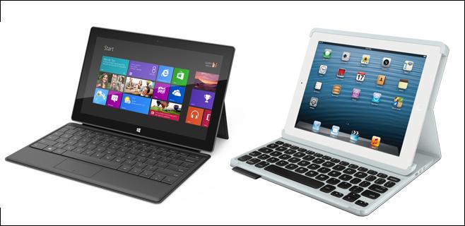 Microsoft paga 200$ por un ipad a cambio de comprar la Surface