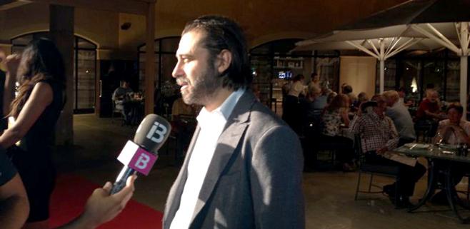 Jordi Moll� expone sus obras en Port Adriano