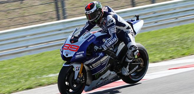 Lorenzo saldrá segundo en San Marino